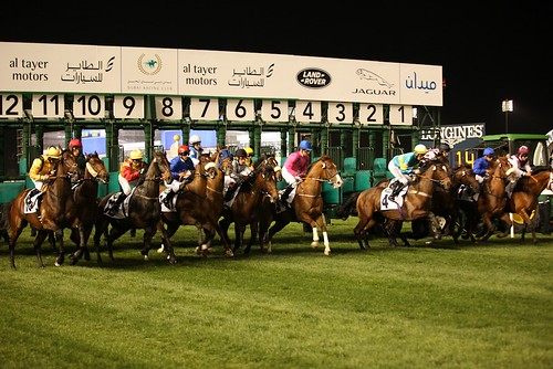 Al Tayer Motors Sponsors High-class Dubai World Cup Carnival