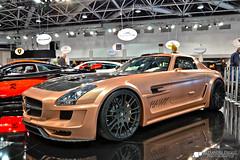 Mercedes-Benz SLS Hamann HAWK