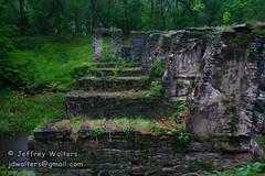 Shenandoah Pulp Factory ruins