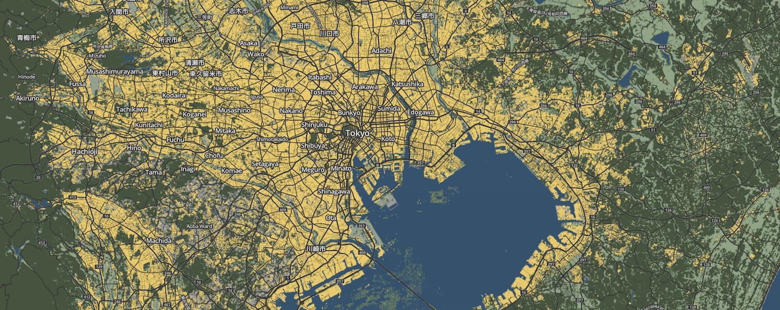 Mapnik raster-colorizer by MapBox