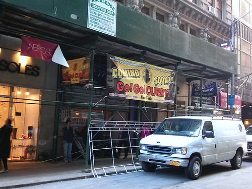 gogo scaffold