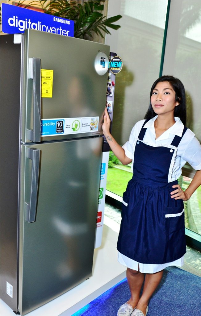 Samsung digital inverter refrigerator