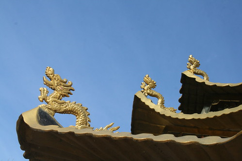 Eastern Dragon Decorations
