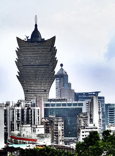 Gran casino en Macao