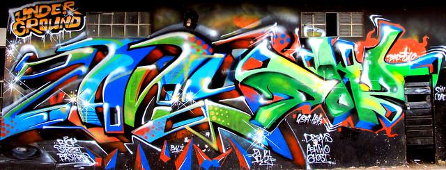 Zany13 x DNZ, Bali 2013