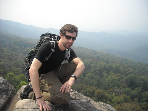 Backpacking Phu Hin Rong Kla National Park
