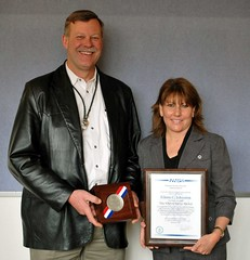 NNSA awards Eileen Johnston Silver Medal