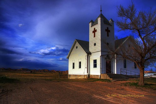 First Presbyterian Church Interior South Dakota II by !!WaynePhotoGuy