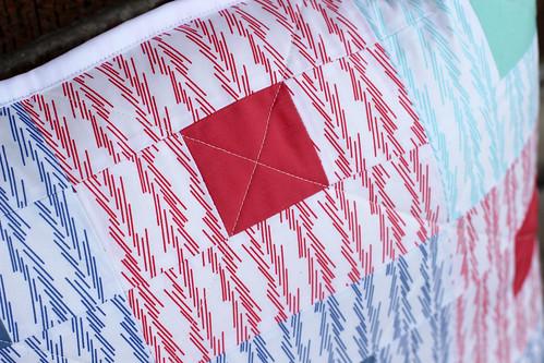 Color Me Squared Pillow Sneak Peek by Jeni Baker