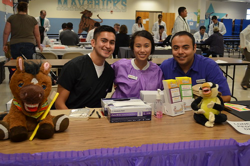The Project 2013: Health fair