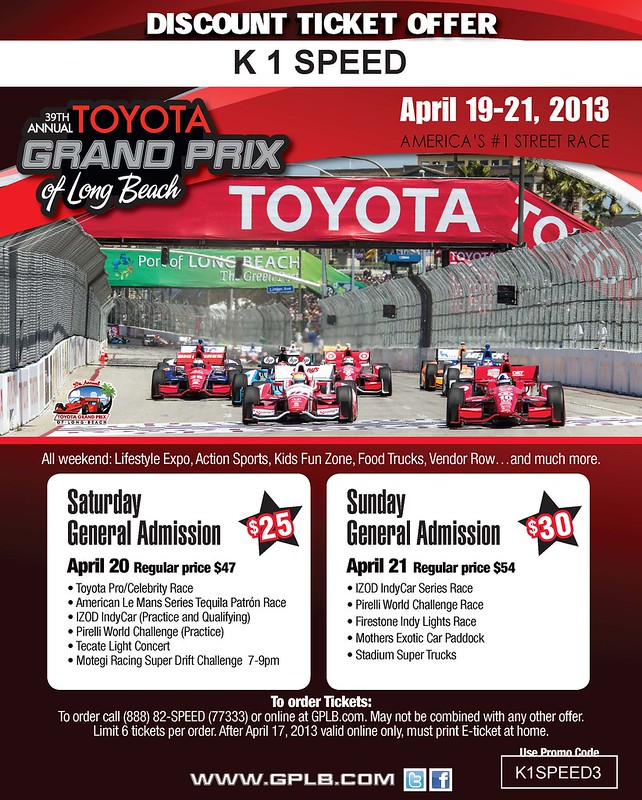 8507832574 d5b4804f00 c SPECIAL TICKET OFFER: Toyota Grand Prix of Long Beach