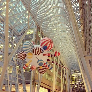 @friendswithyou Starburst + Calatrava = happy