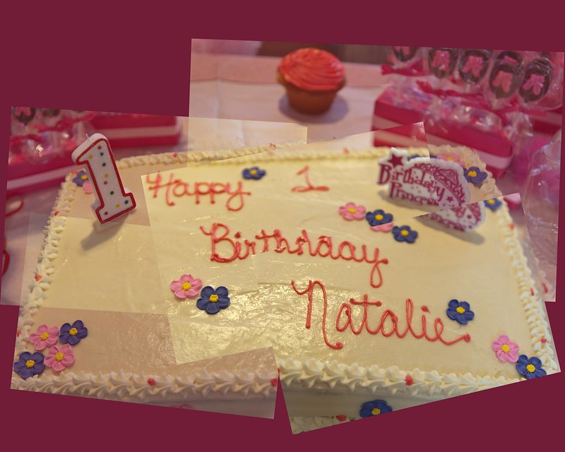 Natalie's First Birthday Party