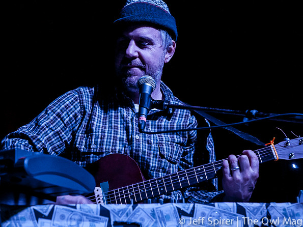 NOISE POP 2013: Jason Lytle of Grandaddy @ Brick & Mortar, 2/26/13