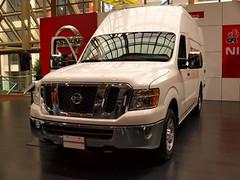 CIAS 2013 - Nissan NV Cargo