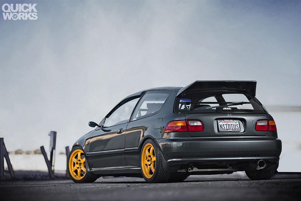 Honda Civic - Import Tuner -- Transportation in ... Import Tuner Civic