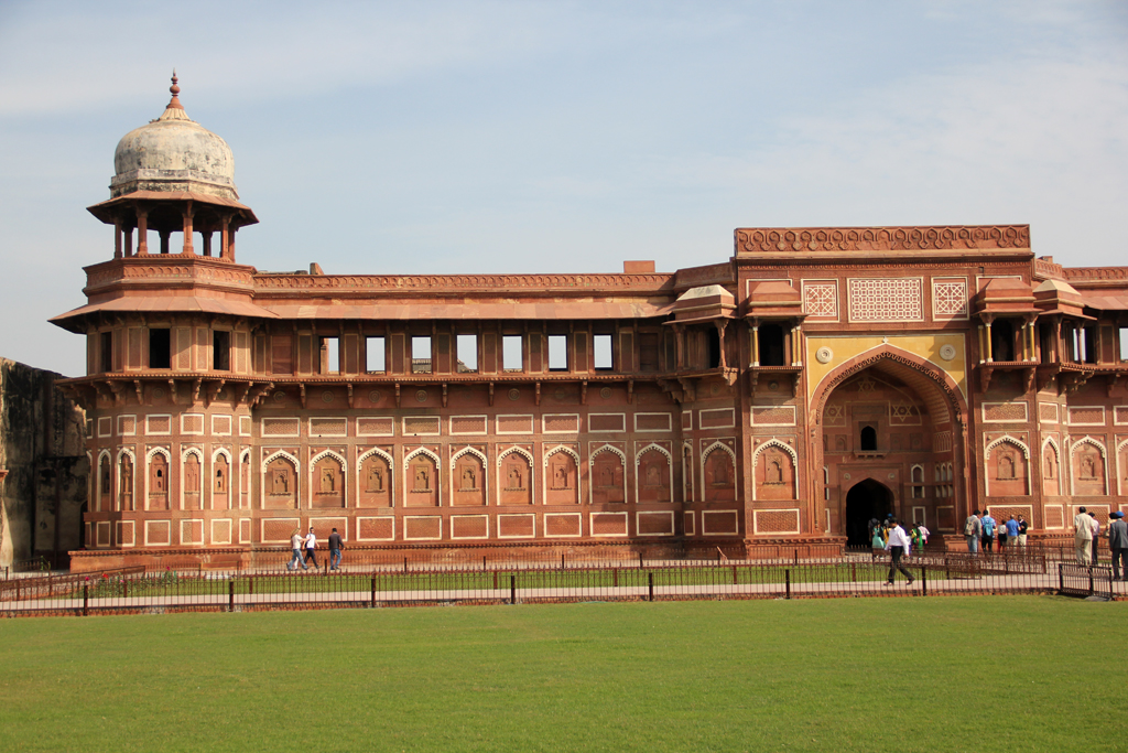 Essay on The Visit to a Historical Place – Agra