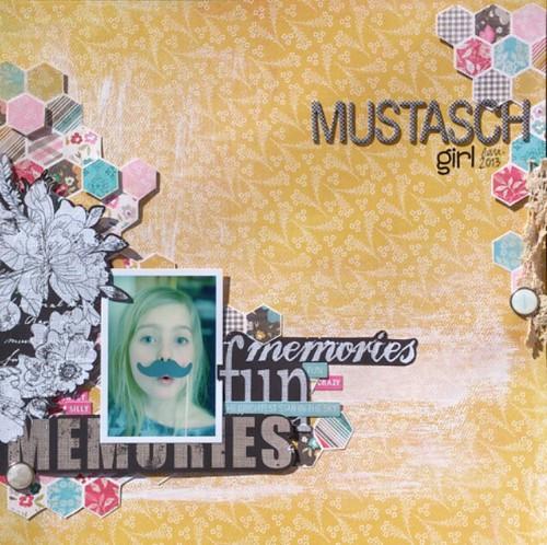 mustasch
