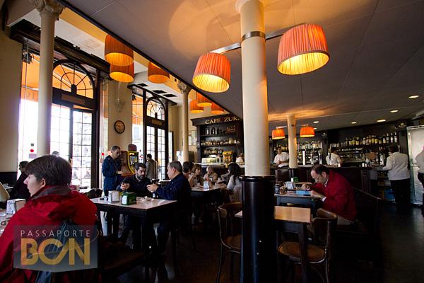 Café Zurich, Barcelona