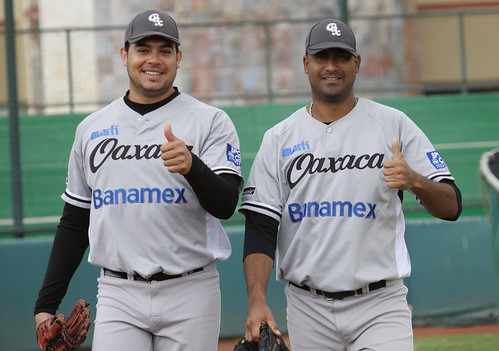 Preseason: Thumbs up to the Guerreros @guerrerosoax