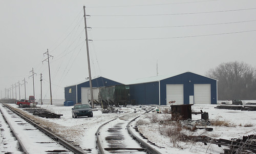 KBS Railroad Shops