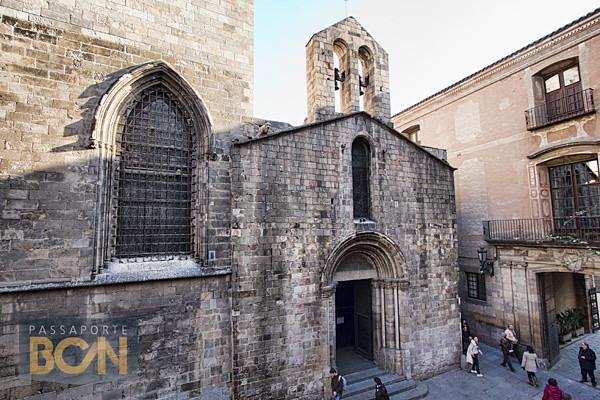 Capella de Santa Llúcia, Catedral de Barcelona