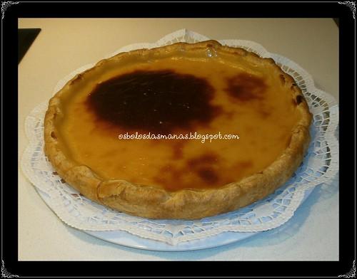 Tarte Pastel de Nata II by Osbolosdasmanas