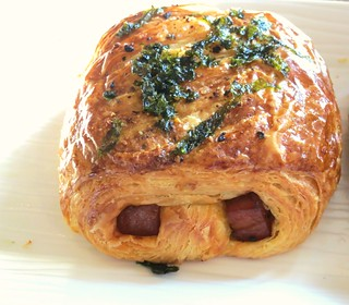 Spam Musubi Croissant