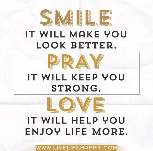 Enjoy Life More Live Life Happy