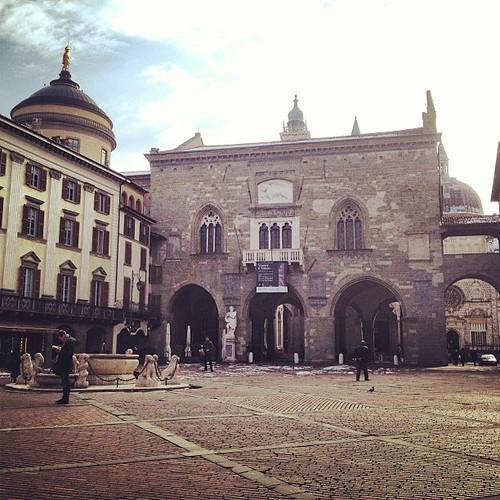 Bergamo sempre bella by la casa a pois