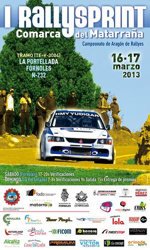 I Rallysprint Comarca del Matarraña