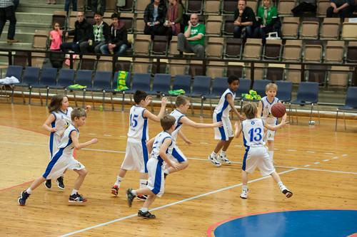 Alliansmatch Solna Vikings vs Nässjö