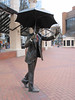 Seward Johnson's Allow Me by carlossg