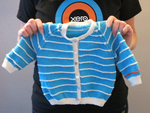 Xero knitting #22