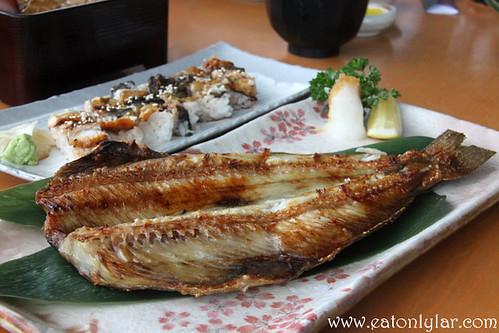 Hokke Shioyaki, Kura Japanese Restaurant