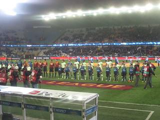 Club Brugge vs NUFC