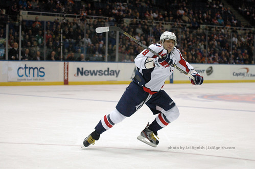 Alex Ovechkin by Jai Agnish