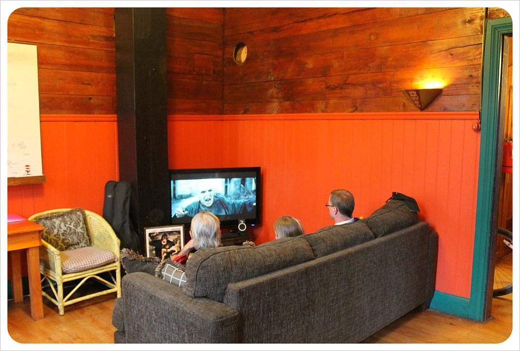 Margouya 2 puerto varas communal room