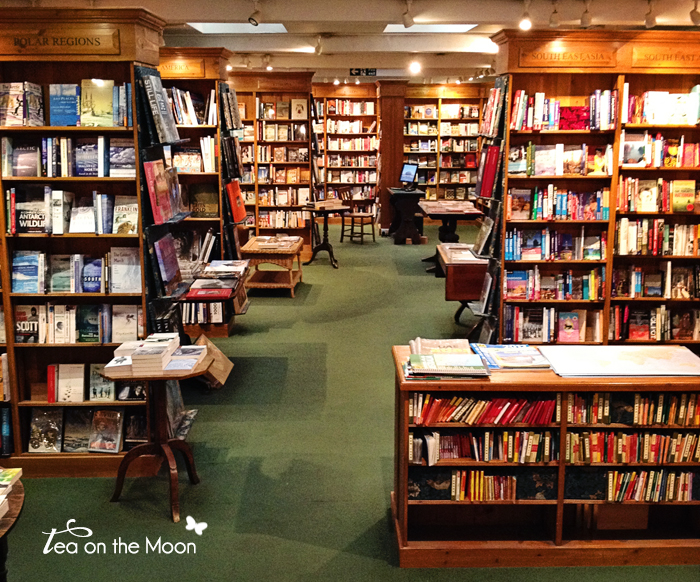 Daunt books London 011