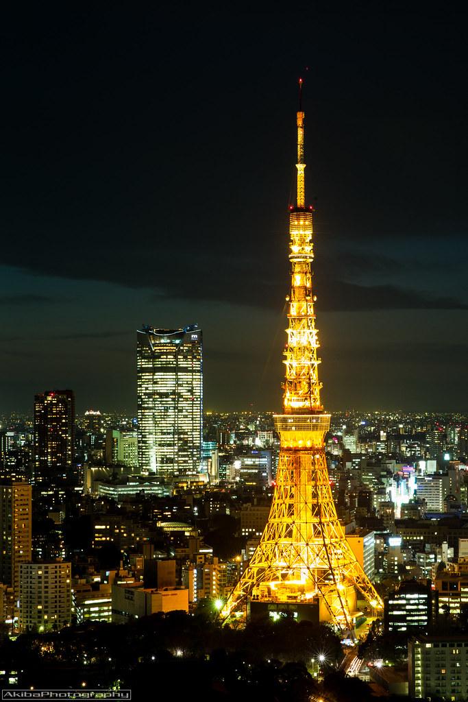 TOKYO TOWER & ROPPONGI HILLS