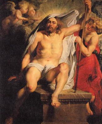 復活のキリスト