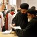 صور أول عظة أسبوعية للبابا تواضروس الكاتدرائية المرقسية بالعباسية، القاهرة، 30 يناير 2013