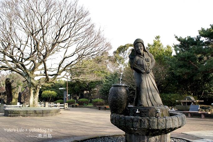 韓國濟洲島旅行【自然史博物館】了解濟洲綜合概況