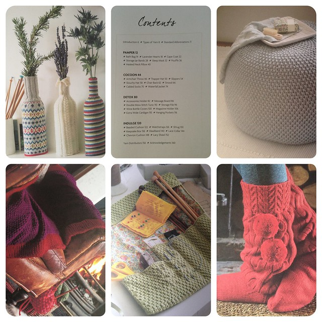 Book review - Debbie Bliss 'Knits for You and your Home'