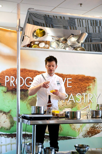 Progressive Pastry session with Pastry Chef Ben Roche