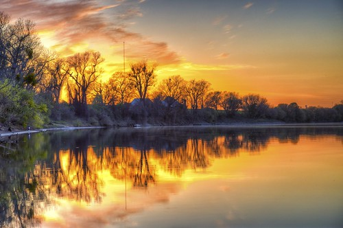 sunset hdr sacramentoca americanriver sutterslandingpark pjm1 20130317 20130316 pedromarenco