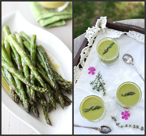Springtime Asparagus Recipes
