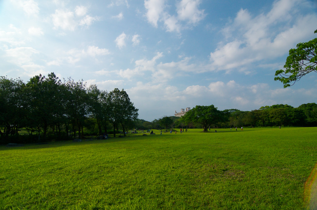 羅東文化工廠+運動公園