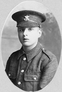 Private Ivor Evans