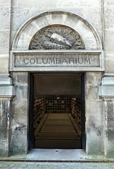 Columbarium, Cimetière du Père-Lachaise, Paris, France